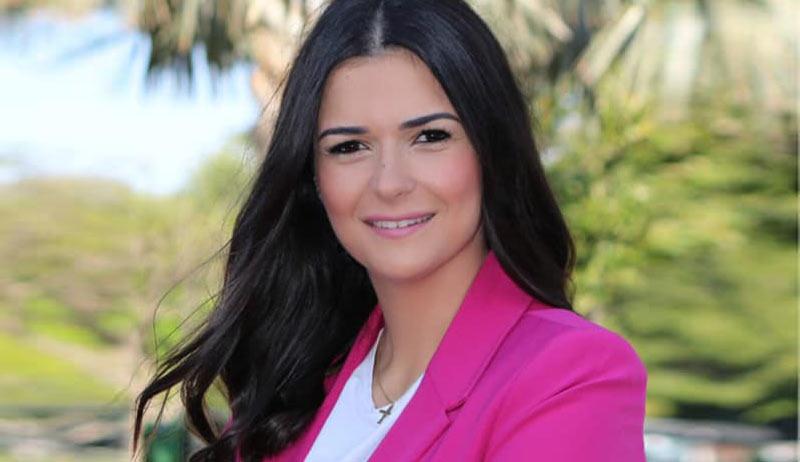 La número 2 de VOX al Ayuntamiento de Torremolinos y concejal electa, Lucía Cuín Torres, solicita la baja como afiliada