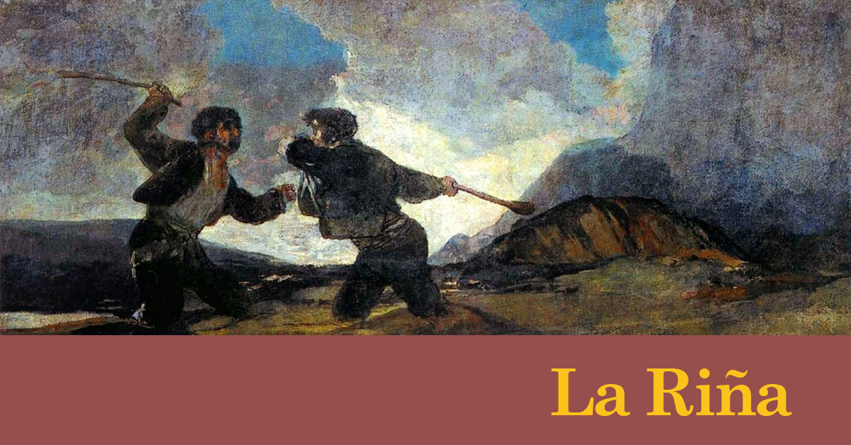 La Riña – ESD296