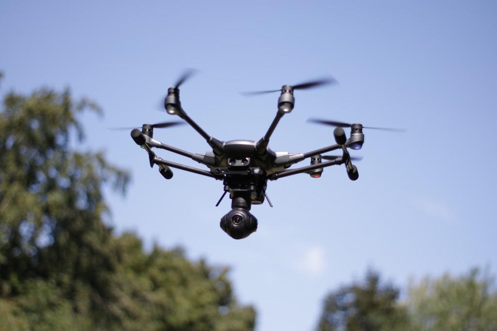 El Grupo ANP en colaboración con la UNIA ha organizado el primer curso de piloto avanzado de drones