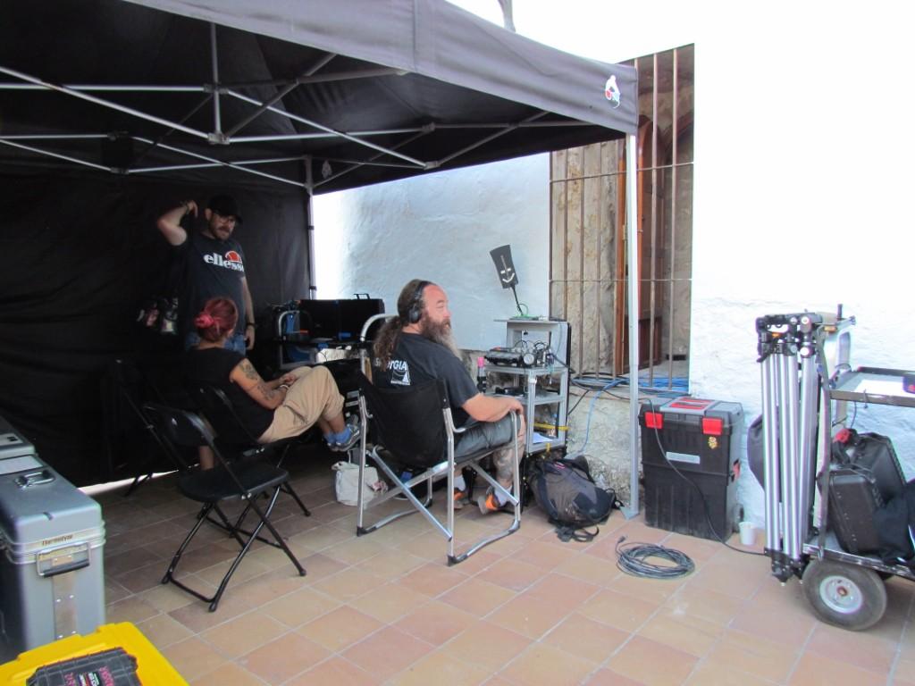 """Alhaurín el Grande, escenario de cine para la nueva serie de RTVE """"Malaka"""""""