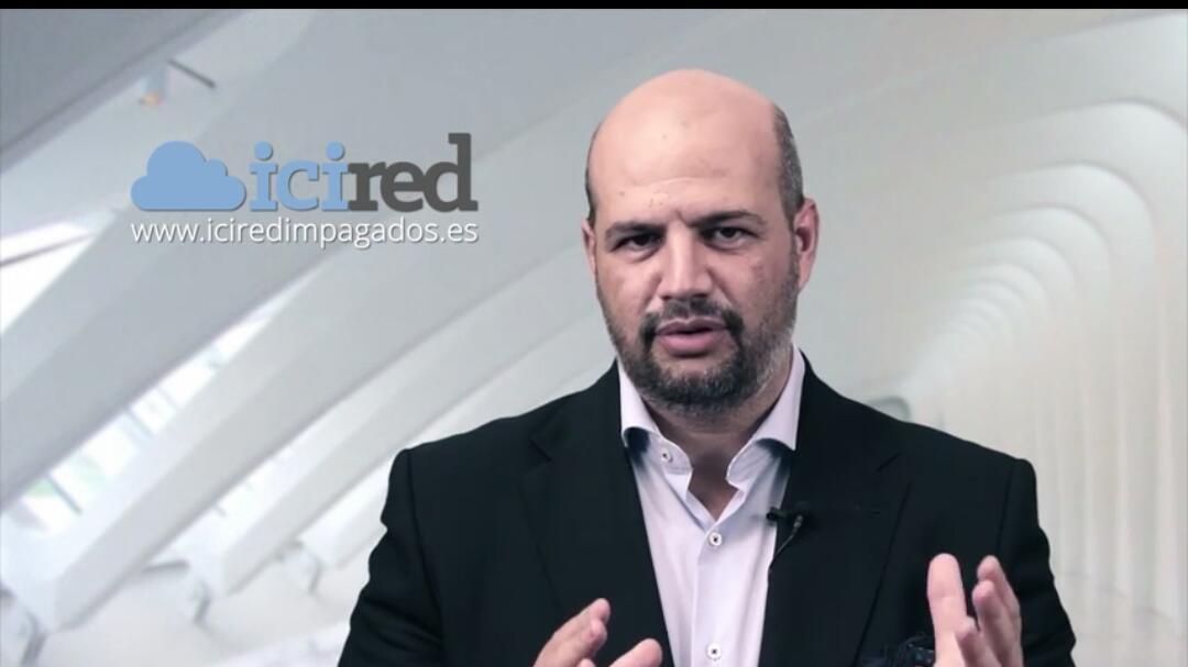 Entrevista con José Enrique Rodríguez Zarza, abogado y socio fundador de Icired