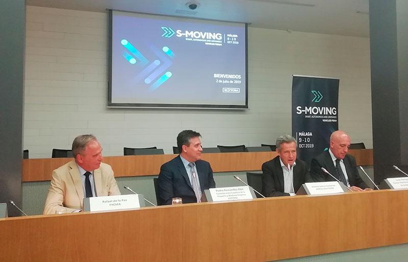 S-Moving se presenta en Madrid ante empresas especializadas