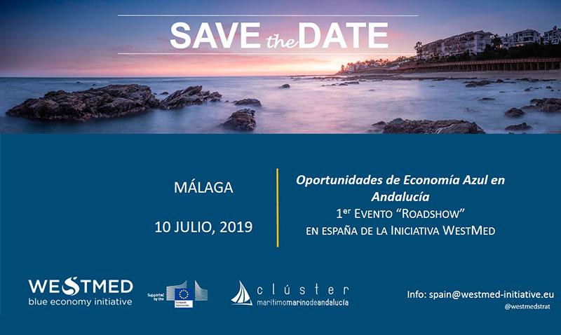 """""""Oportunidades de Economía Azul en Andalucía"""", primera iniciativa WestMed en España"""