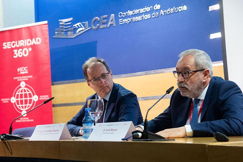 Ingenia celebra en Sevilla la VI Jornada de Ciberseguridad en Andalucía