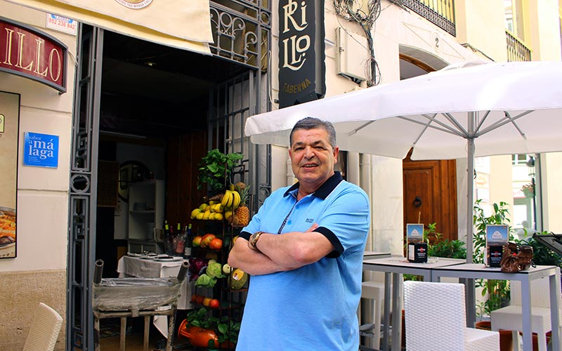 Entrevista con José Porras Agüera, restaurador y cofundador del Grupo Trillo