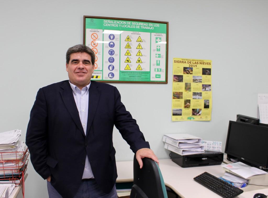 """Juan Luis Cebrián, Director General de Grupo ANP: """"Valoramos mucho el contacto estrecho con los clientes"""""""