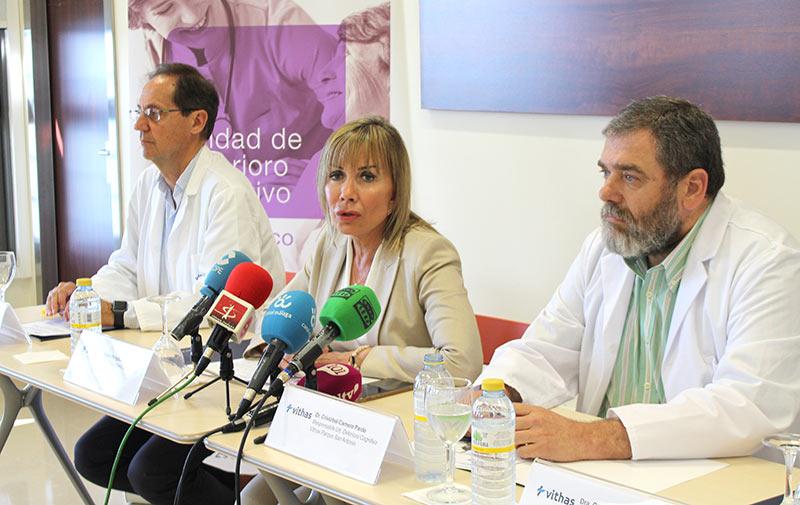 Vithas Parque San Antonio implanta la primera unidad de detección rápida del Alzheimer en Andalucía