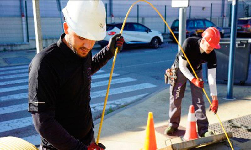 Más de 60 zonas de la provincia de Málaga carecen de infraestructura para acceder a Internet de alta velocidad