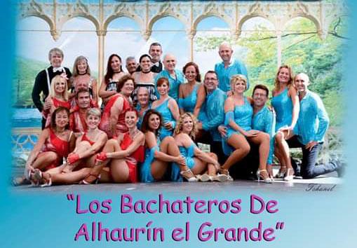 Se presenta en Alhaurín El Grande el Encuentro de Baile de Salón y Latino que este año cumple su V edición