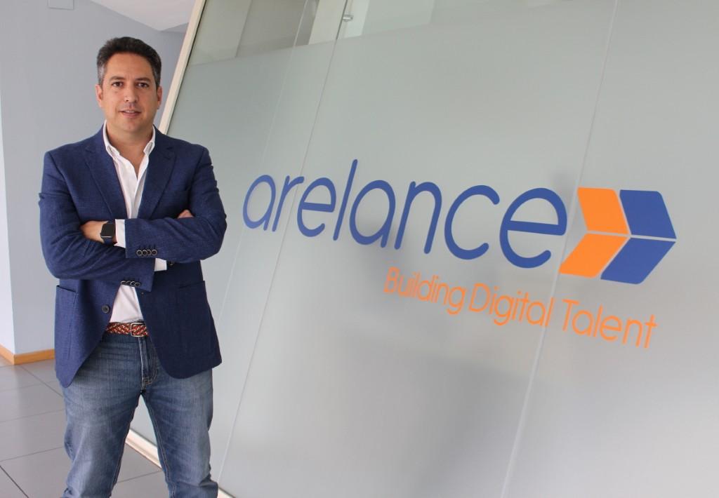 """Pablo Díaz Moreno, socio director de Grupo Arelance: """"Hay un fuerte desequilibrio entre la demanda de ingenieros y la oferta del mercado"""""""