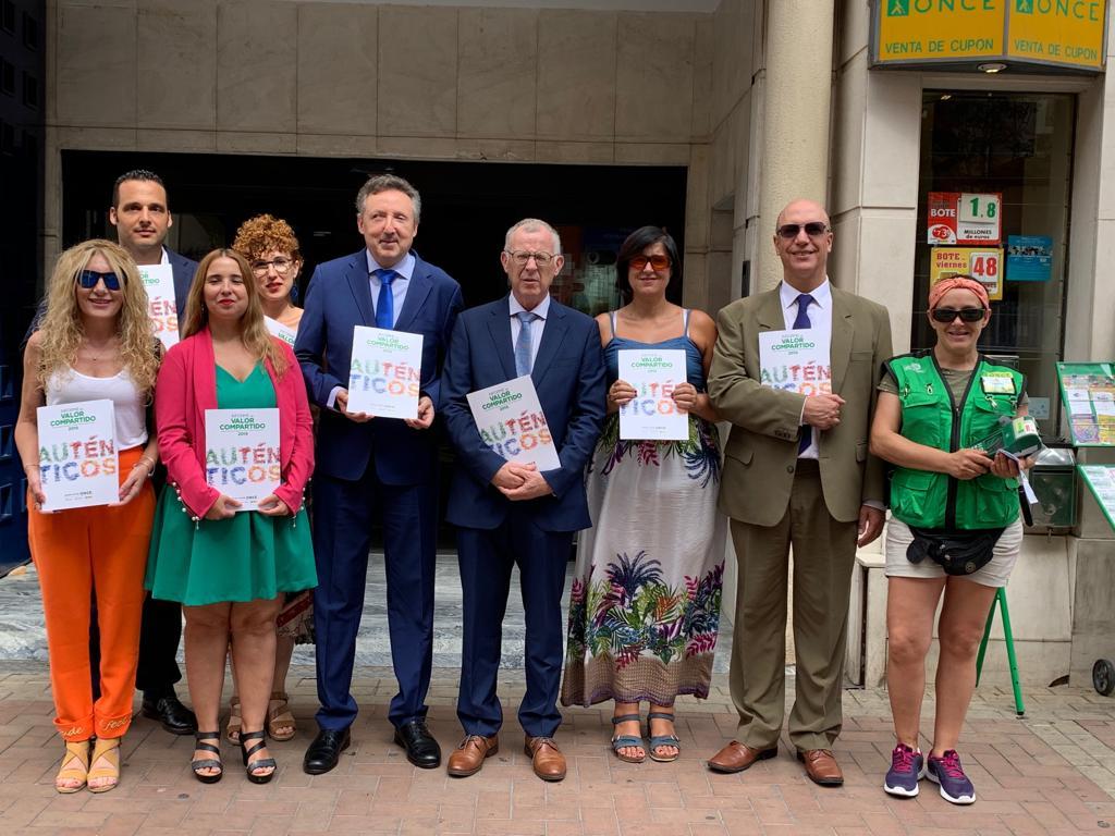 El Grupo Social ONCE creó 260 nuevos empleos en Málaga en el último año
