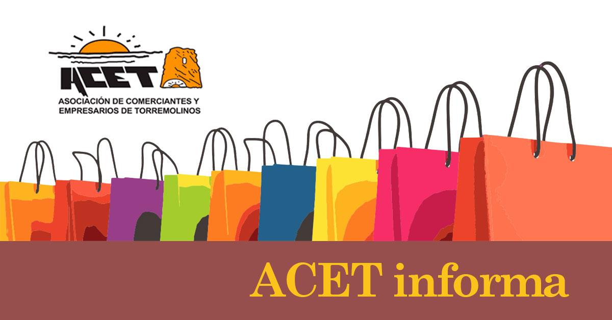 La ACET informa – ¿Quieres una subvención para tu negocio?
