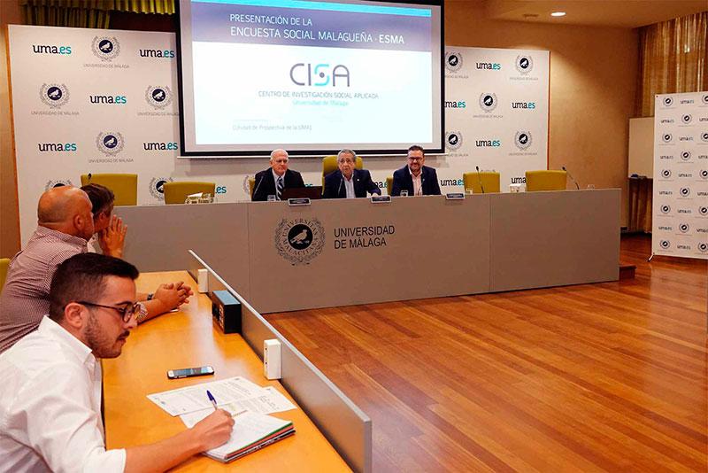 La UMA contará con un centro de investigación social aplicada pionero en  España