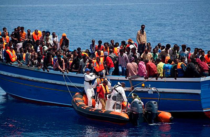 Editorial – Definición de una política inmigratoria