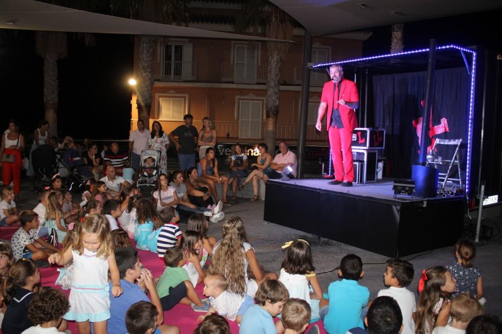 La Noche Creativa Éo Noé se consolida como uno de los eventos culturales más destacados del verano