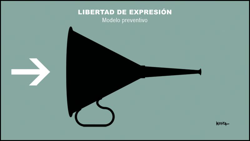 Editorial – Libertad de expresión para todos