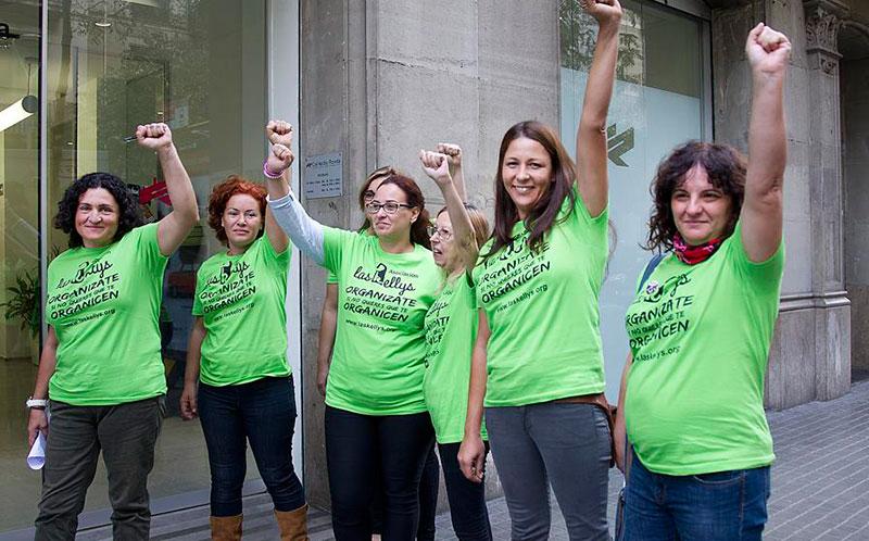 CSIF Málaga logra una importante victoria judicial para el colectivo de las 'Kellys'