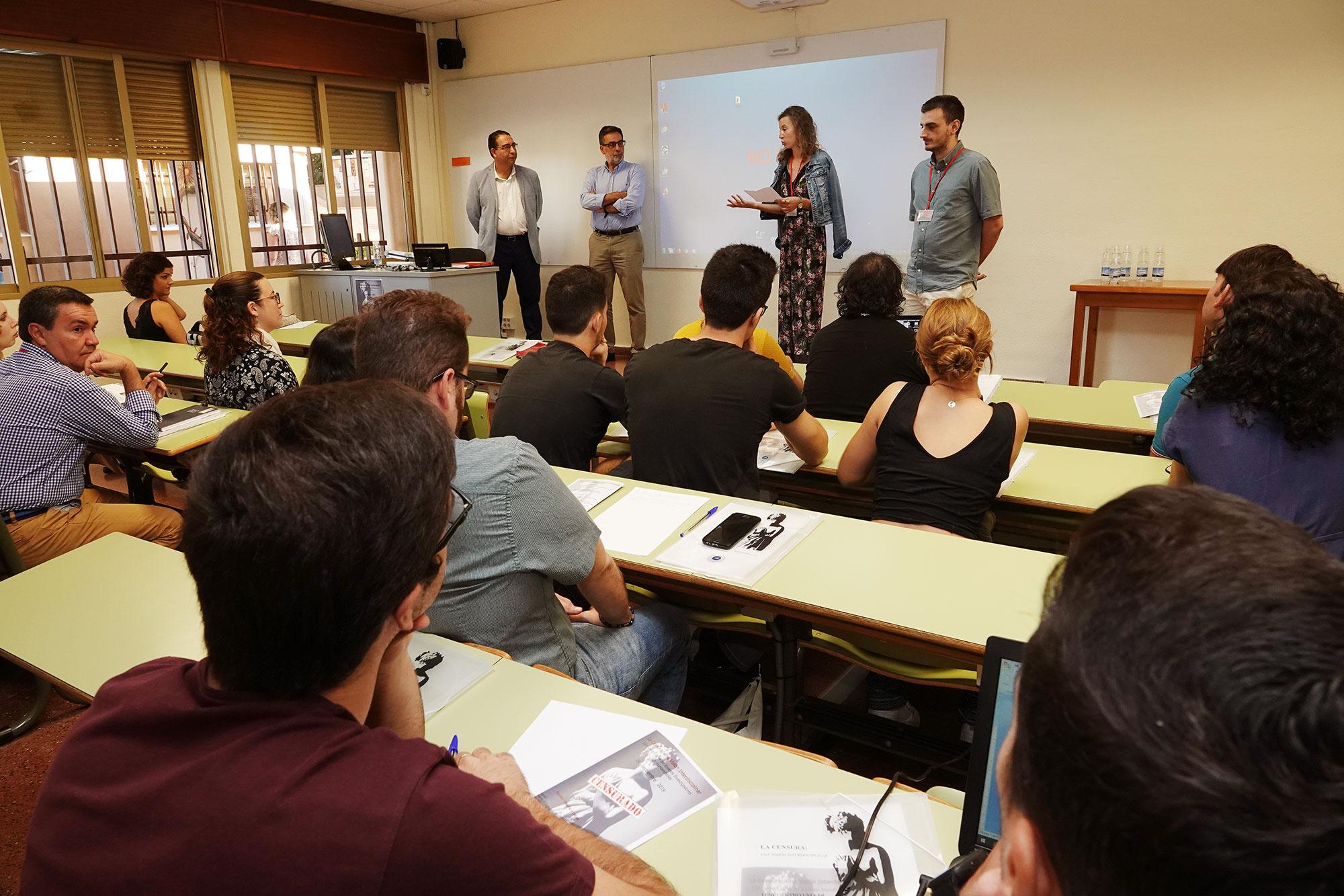 Filosofía y Letras celebra el I Encuentro de Jóvenes Investigadores en Humanidades