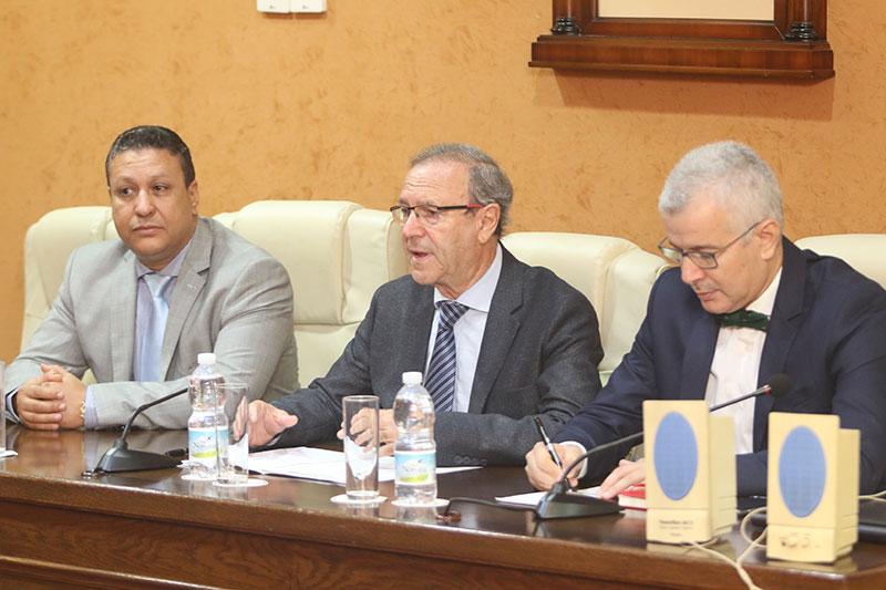 Posibilidades de intercambio y colaboración empresarial entre Málaga y la región de Fez y Meknes