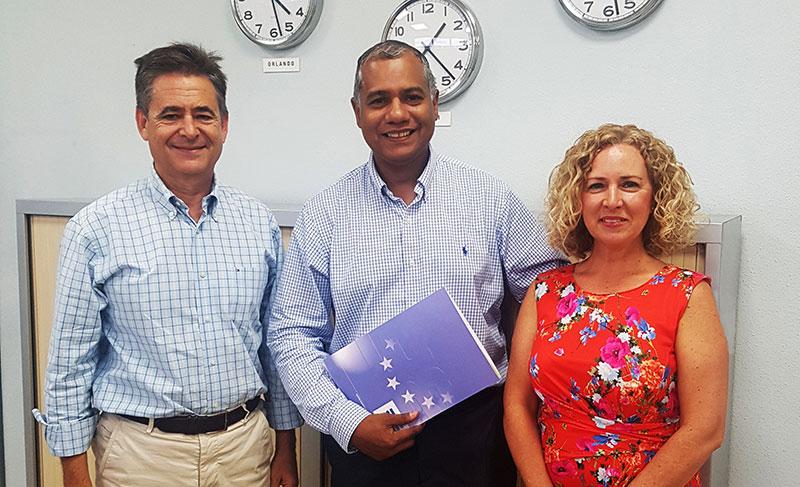 BIC Euronova atrae talento empresarial estadounidense a Málaga