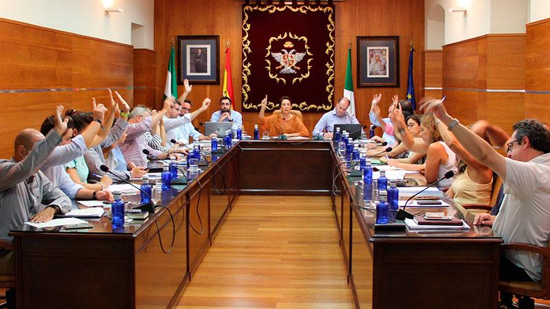 El Pleno aprueba el Convenio Marco de Colaboración entre el ayuntamiento de Alhaurín el Grande y Fedelhorce