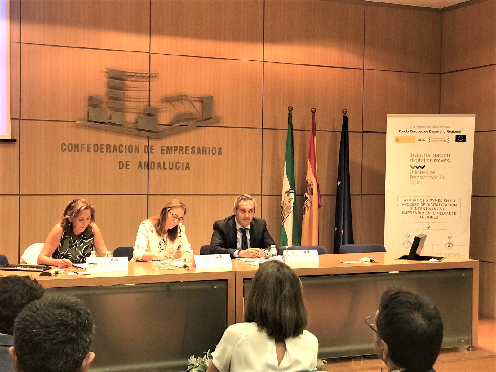 El sector renovable andaluz analiza los últimos avances y sistemas en transformación digital