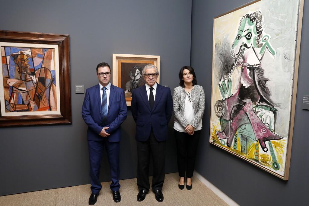 Fundación Unicaja organiza la exposición 'Pablo Picasso y Joaquín Peinado. Encuentro en las vanguardias'