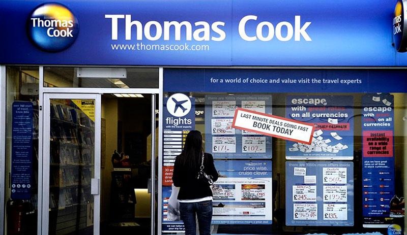Los hoteleros españoles se pronuncian sobre la crisis de Thomas Cook