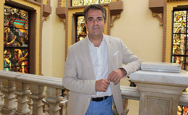 Entrevista con Carlos Conde, concejal de Economía y Hacienda del Ayuntamiento de Málaga