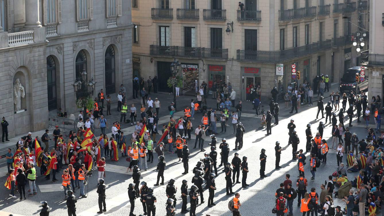 Editorial – No hay voluntad política de acabar con la rebelión en Cataluña