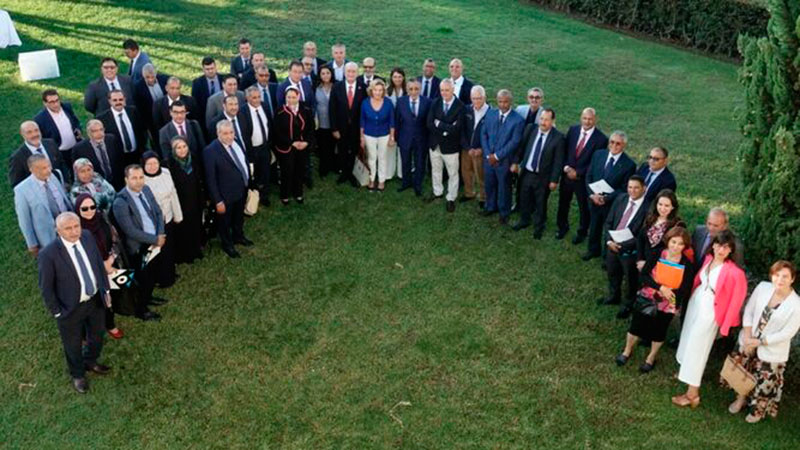 Una treintena de ciudades de Marruecos firman la Carta de Málaga