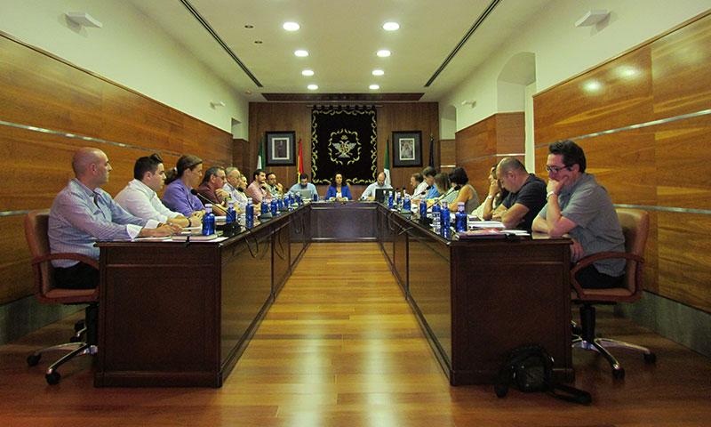El Ayuntamiento de Alhaurín El Grande aprueba en pleno la modificación de nueve ordenanzas fiscales