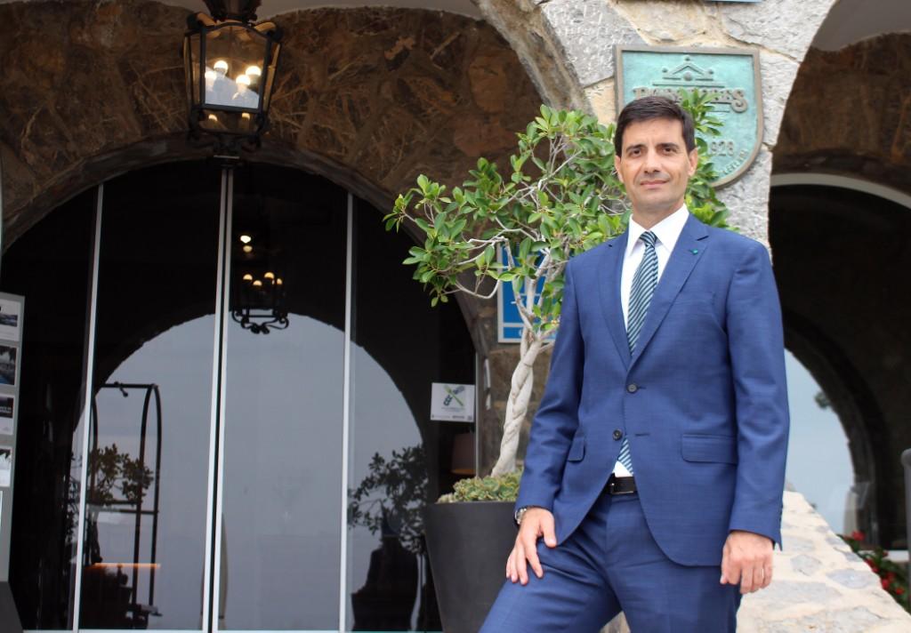 Entrevista con Vicente Ruiz del Valle, director del Parador de Málaga Gibralfaro