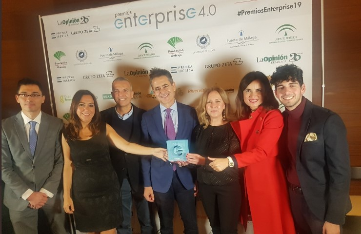 BIC Euronova, Premio Enterprise 4.0 en la categoría de Innovación Institucional