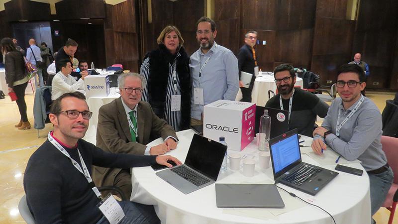 El PTA consolida su apuesta por la tecnología Blockchain tras el congreso Convergence celebrado en Málaga