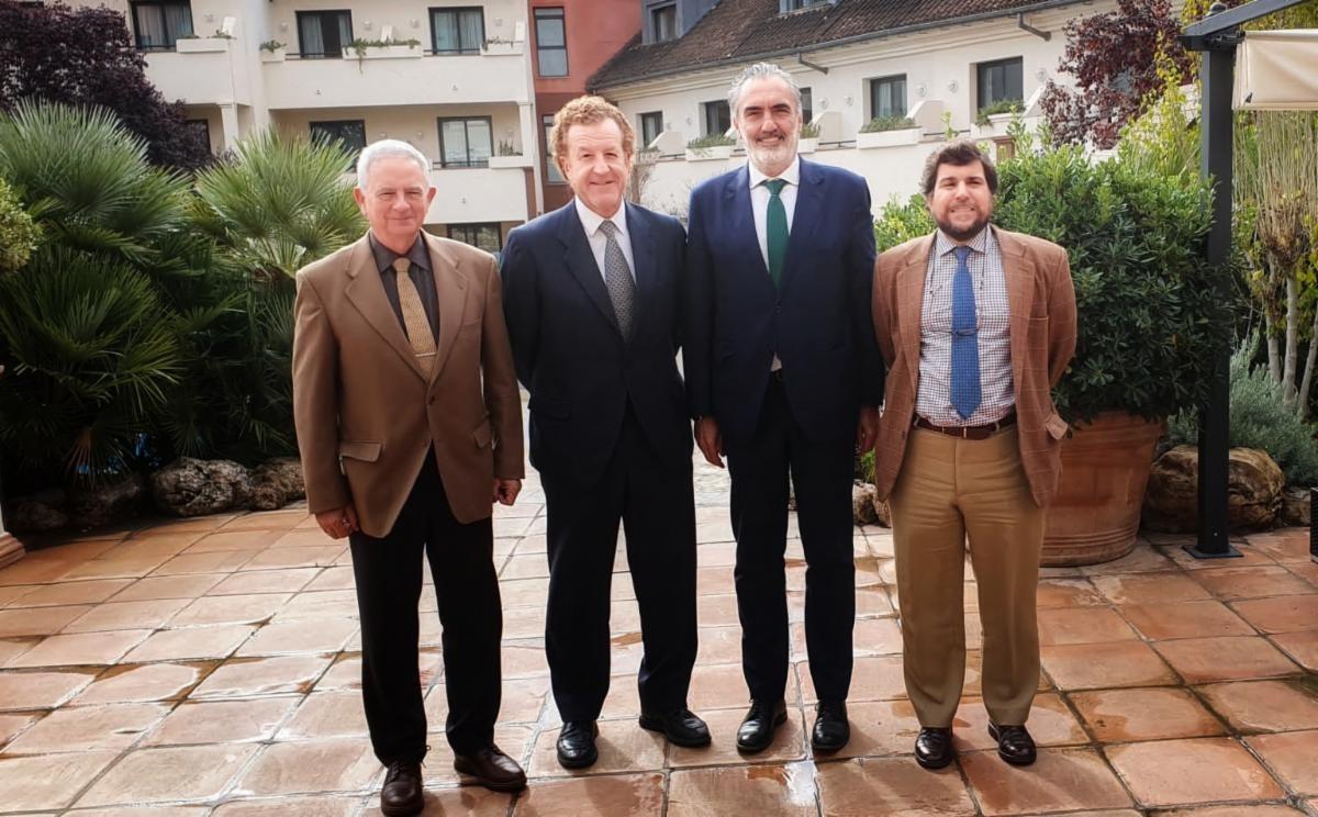 Luis Callejón Suñé, elegido nuevo presidente de FAHAT