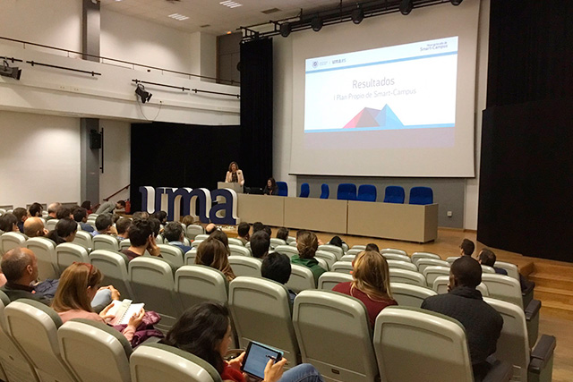 La UMA presenta el II Plan Propio de Smart-Campus