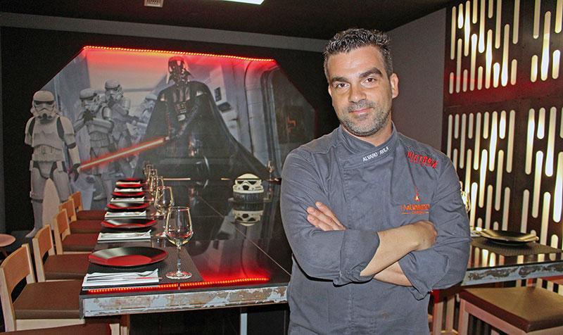 Entrevista a Álvaro Ávila, fundador y chef de La Alvaroteca