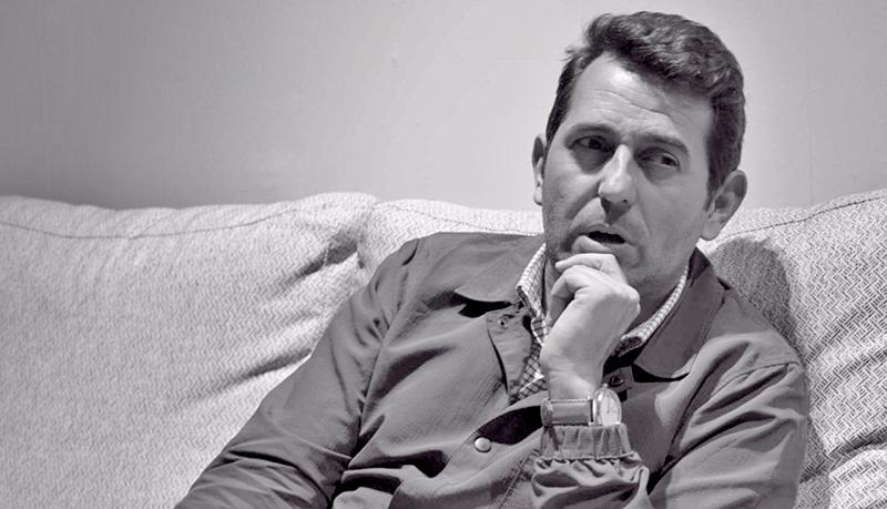 Manuel Arias Maldonado, profesor de Ciencia Política en la UMA