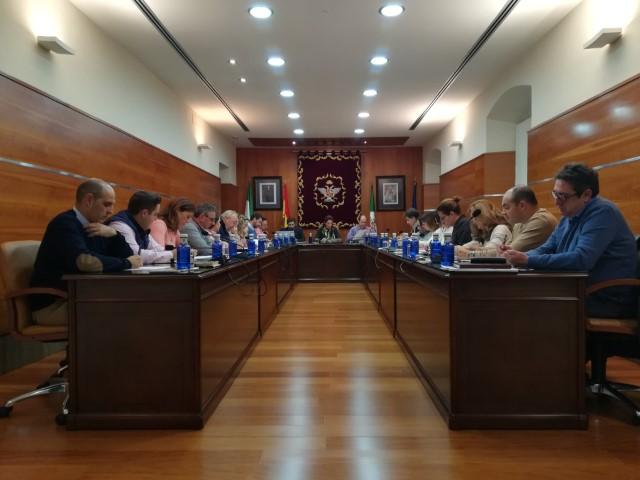 El Ayuntamiento de Alhaurín del Grande aprueba en Pleno la venta de 13 viviendas VPO de Villafranco del Guadalhorce
