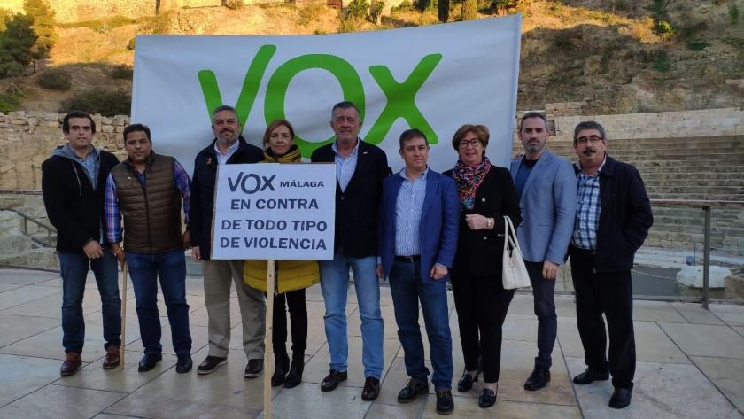 Vox desautoriza a los afiliados que ya promocionan candidaturas alternativas