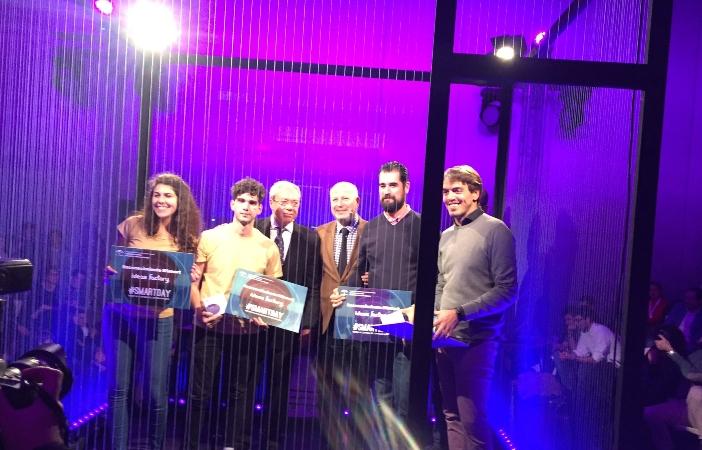La Startup malagueña Campton se alza ganadora en el SmartDay de Andalucía emprende.