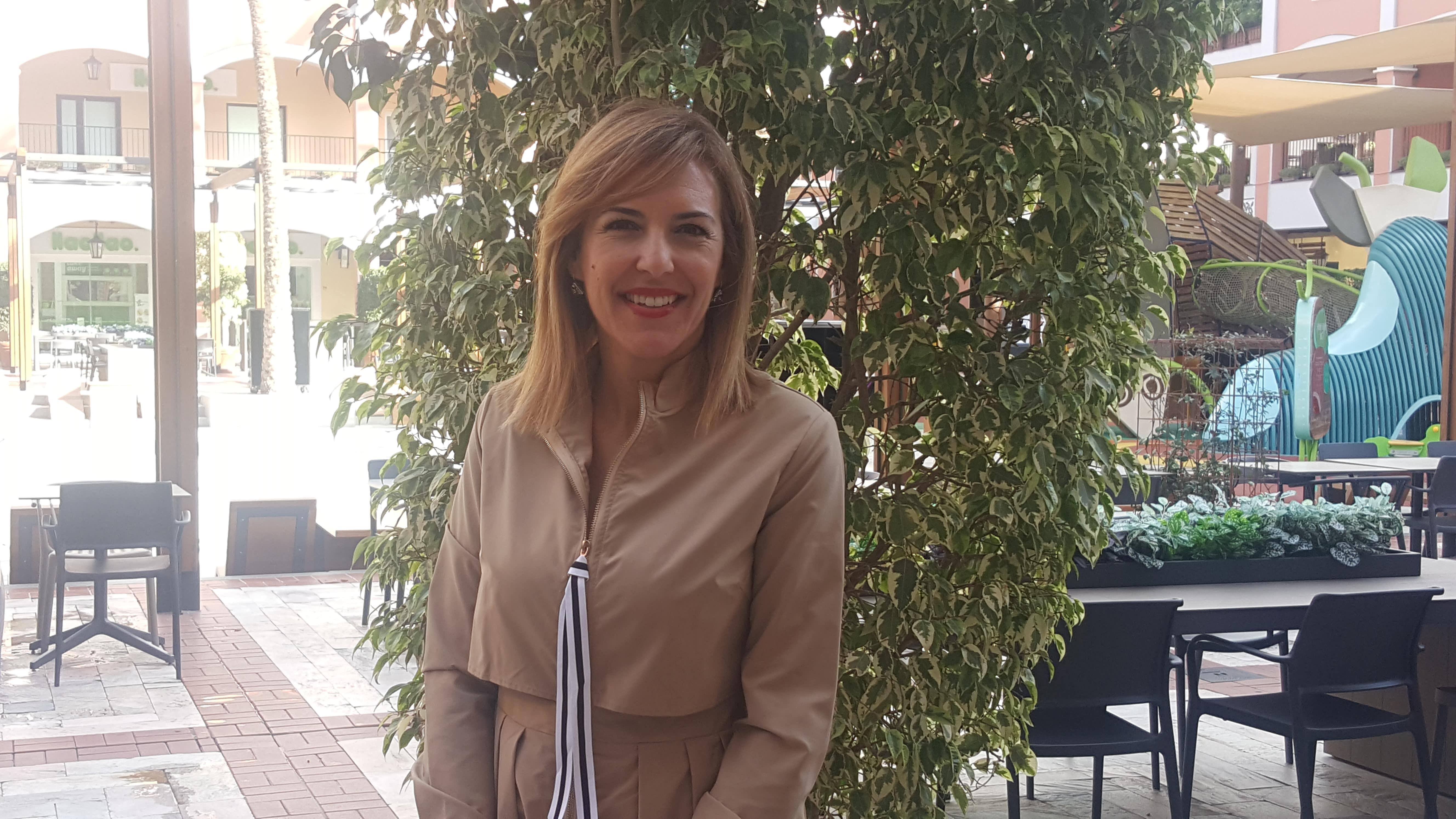 Entrevista con Patricia Rueda, diputada de Vox en el Congreso