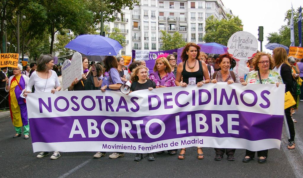 ¿Inseguridad ciudadana o sexismo? África Baeza Diaz. Ingeniera informática