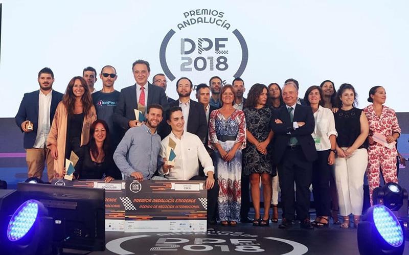 Las dieciséis empresas más innovadoras compiten en Málaga en los 'Premios Andalucía Emprende'