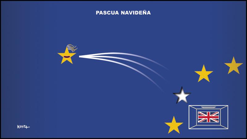 Editorial – ¿Hay vida fuera de la UE?, o el triunfo de Boris Johnson