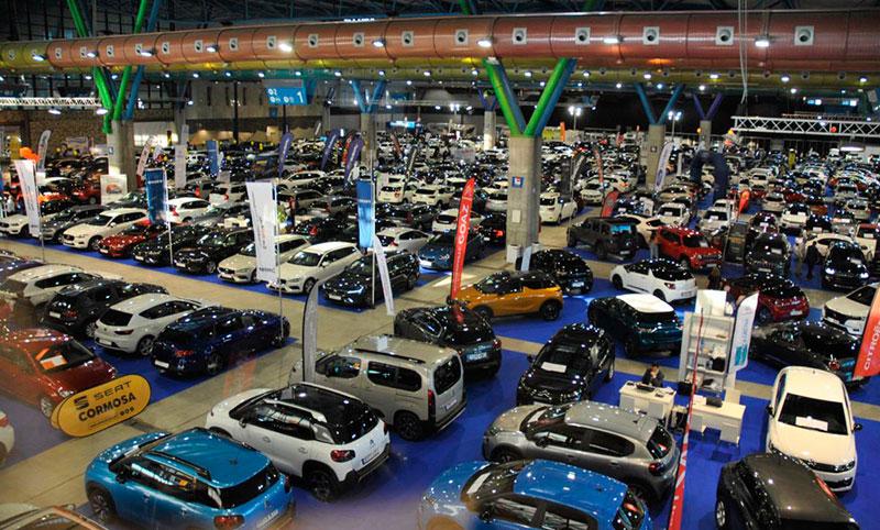 El Salón del Motor de Ocasión de Málaga cierra sus puertas rozando los 7 Millones de euros de facturación