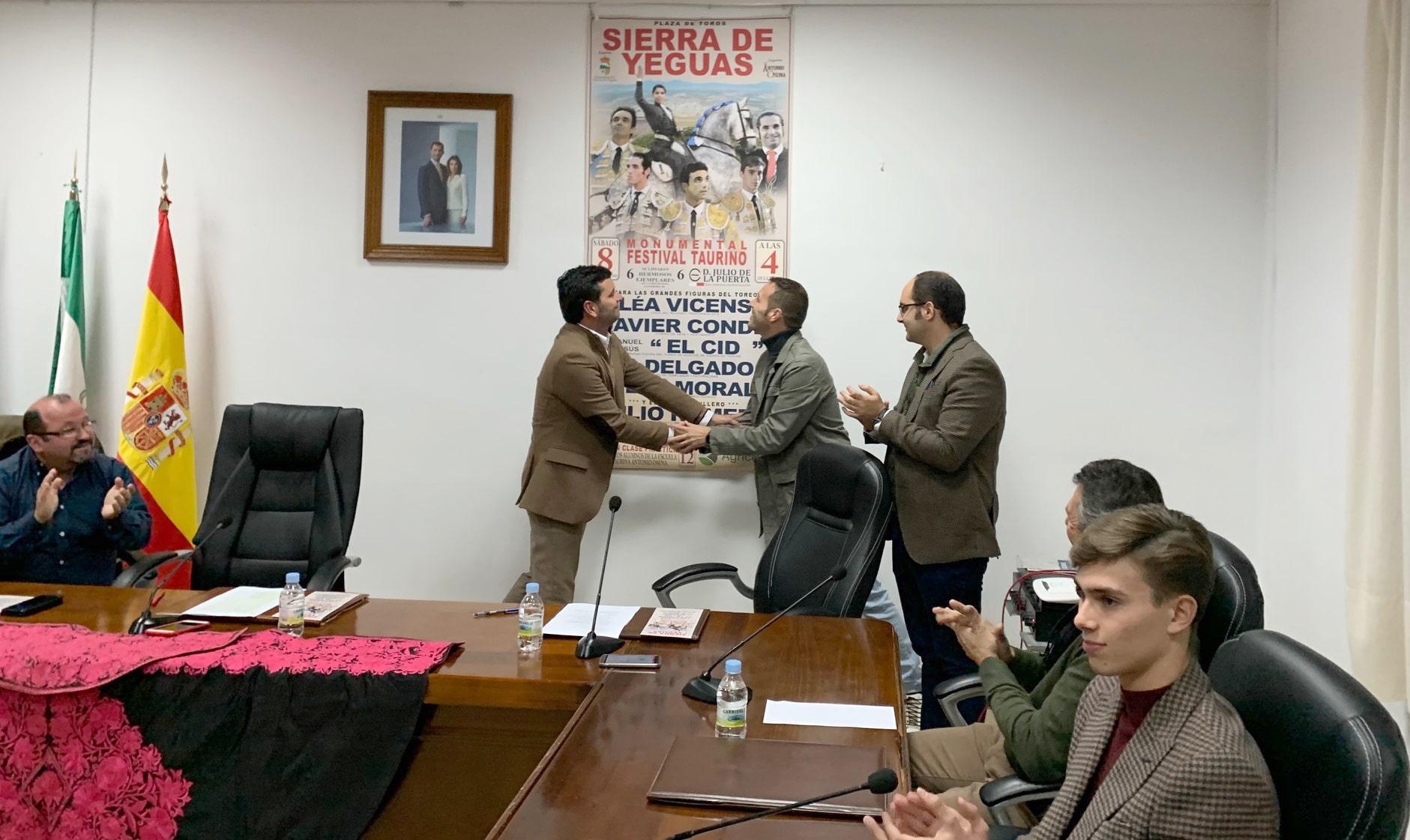 La primera corrida de toros de 2020 en España se celebrará en Sierra de Yeguas