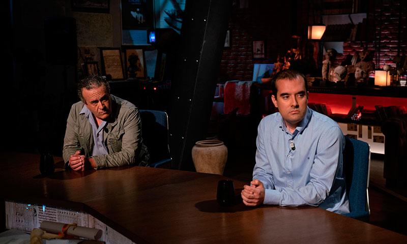 """Continuación de la entrevista con Jorge Guerrero, hermano de David, """"el niño pintor"""", y el periodista Daniel García Carretero (y II)"""