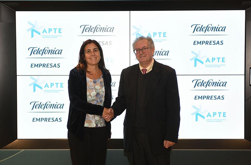 El PTA se suma a la nueva red de APTE para implantar el Blockchain en las tecnópolis españolas